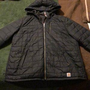 Women's Black Carhartt Winter Jacket